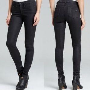 Nwt Rag & Bone shoreditch zipper skinny jean